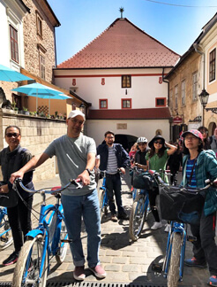 Easy bike tour for everyone