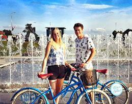 Private bike tour Zagreb