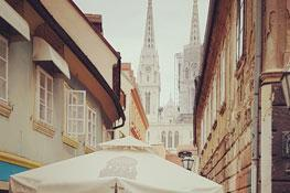 Walking tours of Zagreb